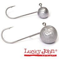 Джиг-головка Lucky John MJ ROUND HEAD 01.0г кр.010