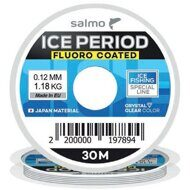 Леска моно. зим. Salmo ICE PERIOD FLUORO COATED 030/017