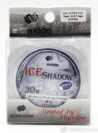 "Леска ""Shii Saido"" Ice Shadow, L-30 м, d-0,128 мм, test-1,40 кг, прозрачная"