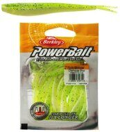 Имитация малька Berkley Powerbait Minnow, 5см, 18шт. Chartreuse Shad